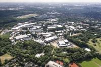 DESY -- Standort Hamburg in 2013 DESY -- Hamburg site in 2013