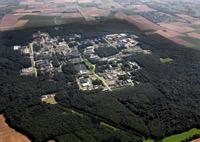 Luftaufnahme_Forschungszentrum
