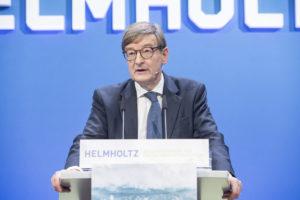 Helmholtz-Präsident Wiestler
