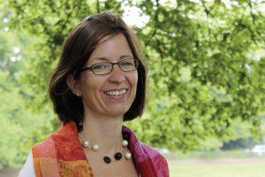 Prof. Dr. Aletta Bonn (Foto: Stefan Bernardt/ iDiv)